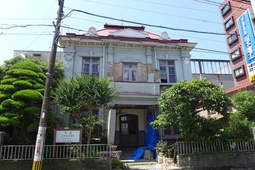 大正3年竣工旧中村小児科医院建物(現在は鈴木邸)の被災状況を把握!