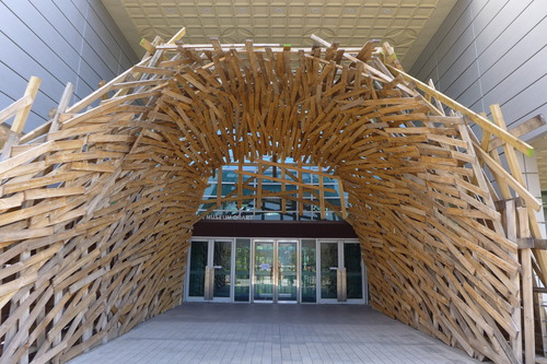 ふ印ラボ第23次韓国フィールドワーク、世界的な現代アートを鑑賞するなら釜山市立美術館へ!!