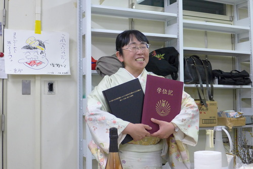 九州大学卒業式を言祝ぐ九大芸工キャンパス最後のふ印ラボ月宮殿祭!