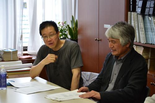 文化経済学会<日本>研究大会熊本大会第1回実行委員会が行われました!