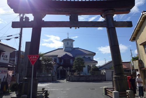 近江八幡は近江商人が生み出した町並みが国選定重要歴史的建造物群保存地区へ。そしてヴォーリズ建築の融合へ!
