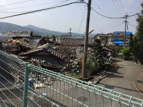 <熊本地震>ふ印メンバー建築家・中村享一先生からの報告2016.4.21