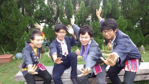 下浦の興奮冷めやらぬ中、天草ハイヤに参加!2014.8.2