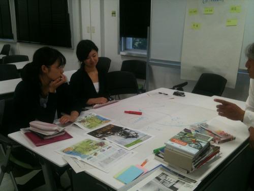 2011年度後期 芸術文化企画論 万田坑ガイドツアー体験プログラム