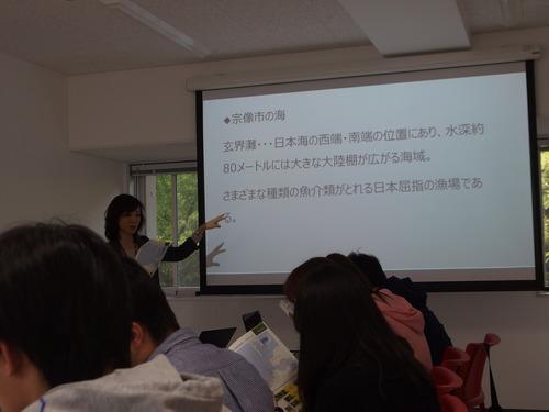 「環境・遺産デザインプロジェクト3」5月12日(火)に演習概論の授業が行いました。