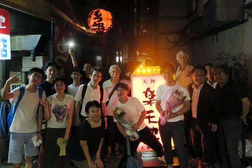 4ジム吉峰お祝の会