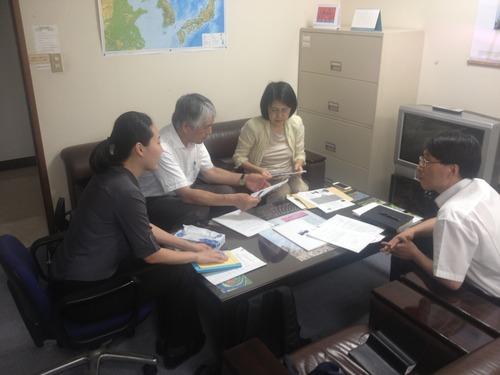 尹東柱詩を読む会20周年記念準備