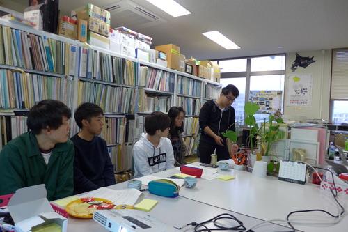 2018年4月24日(火)16:30〜ふ印ラボ第4回定例ゼミは、佐藤忠文氏の博士論文公聴会リハーサルを行いました。