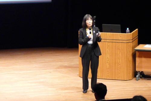 稲葉信子先生の日本遺産講演会が日田市で開催されました!