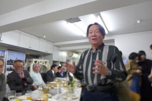 居ながら施工まで創出!リファイニング建築家・青木茂建築工房で韓国建築家先生方と意義深い交流!