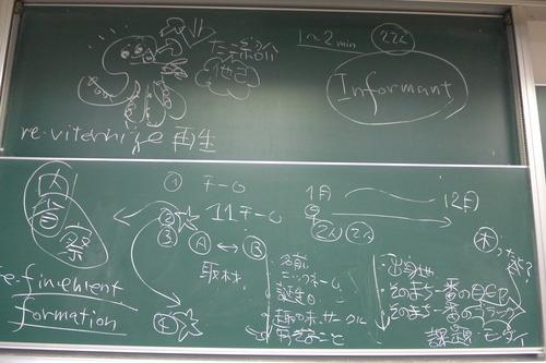 九州大学芸術工学部芸術情報設計学科「フィールドワーク演習」では、踏査リテラシーを形成するための「ゆるやかな関係づくり」ワークショップを展開中!