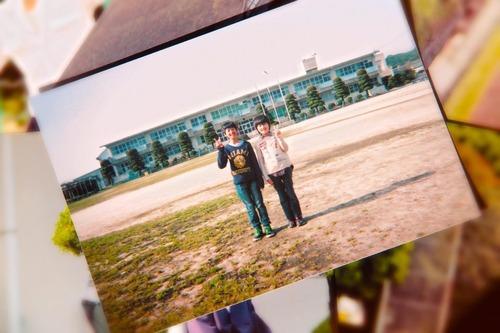 九州大学大学院芸術工学府院生・小田憲和監督の映画「ぼくたちはここにいる」上映会のご案内