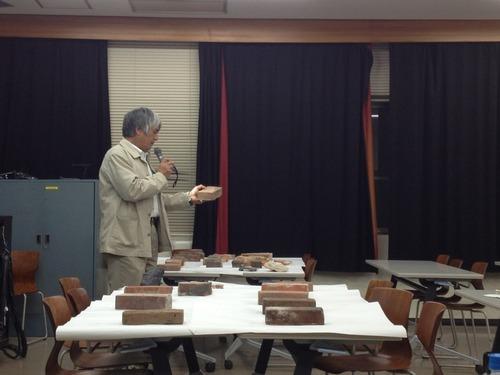 2012.10.23 第2回 九州大学公開講座 建築探偵シリーズその7 赤煉瓦とRCコンクリート構造を通して知る土木と建築の近代