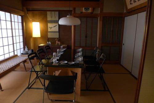 ふ印ラボOBで建築家中村享一先生が営む民泊AKUNOURA HUISを体験!
