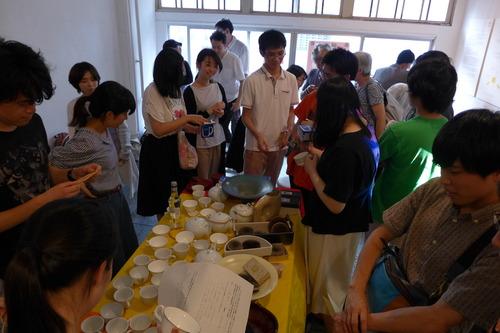 完遂!2009年以来9年ぶり1日だけわずか2時間。福岡市にてリアリィ・リアリィ・フリーマーケット in art space tetraを遂行しました!