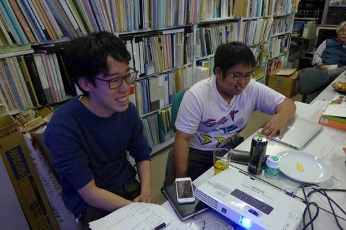 2018年10月16日(火)ふ印ラボ定例ゼミ開催!