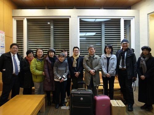 たくさんの方々にご参会いただきました展示会ならびに記念講演会を開催した『尹東柱の詩を読み継ぐ2015』も閉会です!