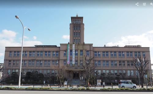 ふ印ラボ同人の藤木雄二さん、大牟田市役所保存に関する情報を次々と発信!!