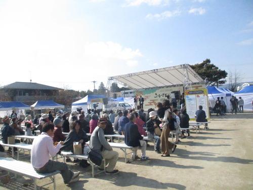 福島県富岡町で開催された「富岡えびす講市」に行ってきました。2018.11.11