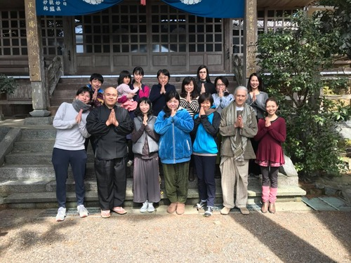 佐賀県基山町で「宿坊モニター体験」と「写真で表現する基山町」に参加してきました。2018.3.1-3.2