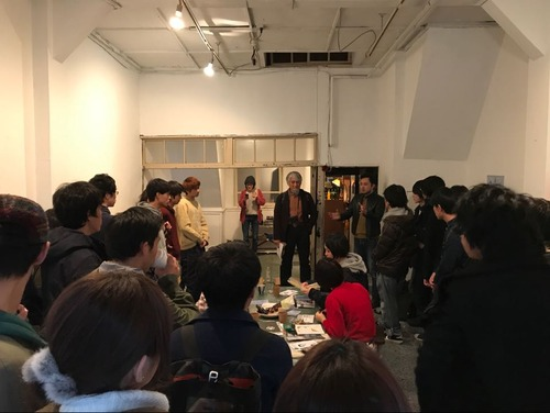 12月3日(日)「芸術文化環境論」集中講義その4·学外演習-福岡市内美術館めぐり