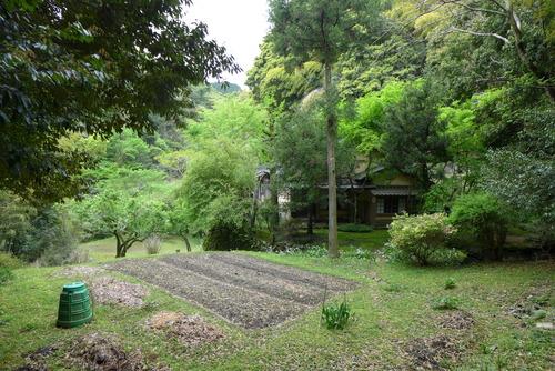 飯塚市八木山の奥に潜む京都大工の手になる数奇屋K邸とお別れ