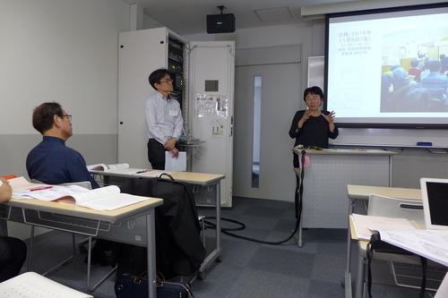 文化経済学会〈日本〉で口頭発表をした岩井千華先生(桜の聖母短期大学/福島市)より!