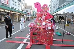 北海道岩見沢市にて COALITION -石炭を物語るアート-展 滞在制作報告08