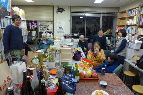 多士済々結集!2018年度最後のふ印ラボ月宮殿祭(満月交流宴)を開催しました!