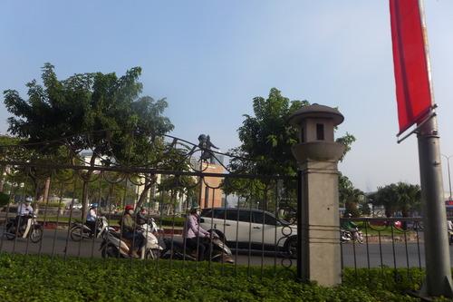 ベトナムHCM(ホーチミン )市からBao Loc経由でDa Lat市へ