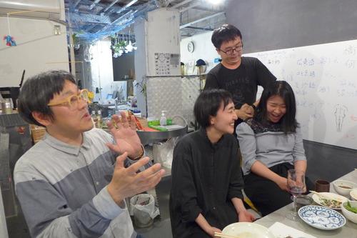 ふ印ラボOBOGと筑波大学大学院OBOG現役大学院生を軸とした向日葵ミーティング開催さる!