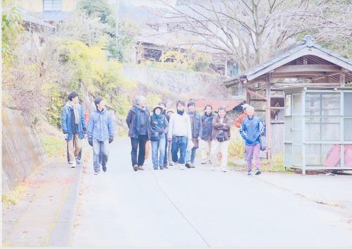 第2回きくちワークショップ~雪野WS~2013.12.21-12.23後編