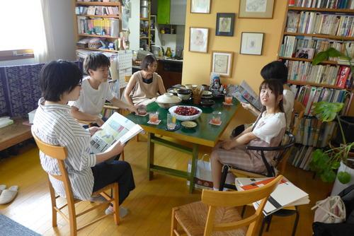 20190727ふ印ボス香椎浜巻々亭(かんかんてい)にて暑気祓いホームパーティー開催!