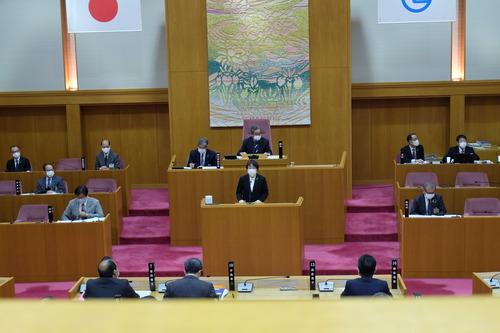 3月9日(火)日田市議会3月議会の一般質問を傍聴しました!