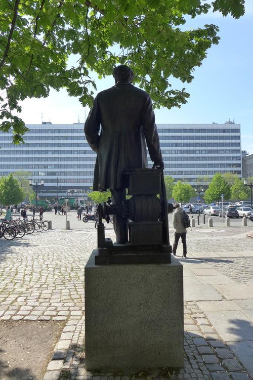 ふ印ボスのドイツまち歩き便り TUベルリン(ベルリン工科大学)で開催されたミュージアム・シンポジウム