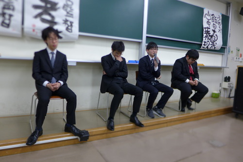 """ふ印ラボ、卒論生4名による""""ふ印嵐""""もしくは""""ふ印SMAP""""、ついに解散か!!?"""