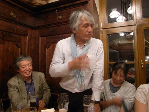 神戸大学藤野一夫先生からドイツの写真が届きました!