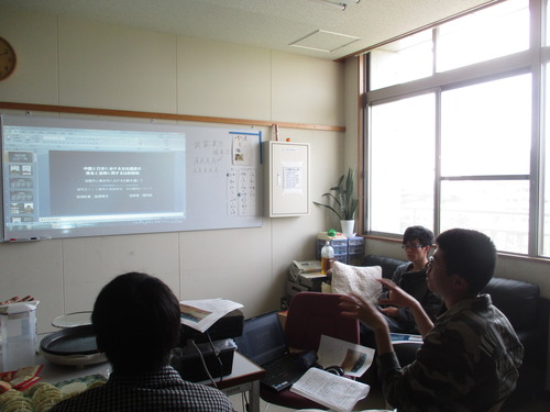 第5回ふ印ラボ定例学生ゼミ2017.5.16(火)