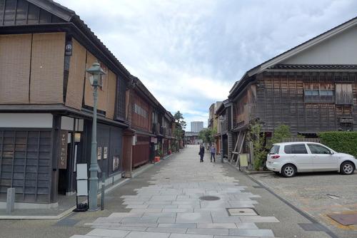金沢市を踏査!創造都市を構成するクリエイティブクラスターを求めて!【西茶屋町】