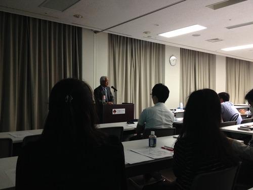 早稲田大学にて開催。第2回文化情報資源政策シンポジウム に参加しました 〜2014.05.17〜