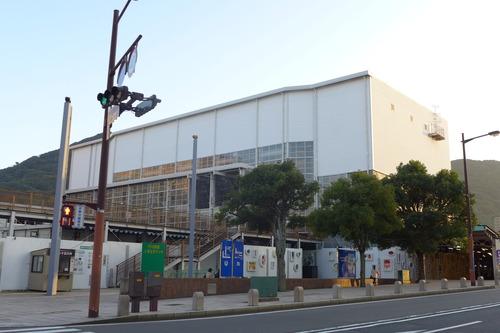 国重要文化財門司港駅保存活用検討委員会による現地視察が執り行われました。