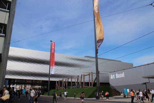 第46回、スイスのアートバーゼル(Art Basel)に行って来ました!