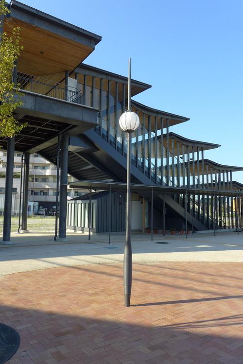 スギダラでもあり、ナグモノデザインでもあり、西鉄柳川駅舎をあらためて!