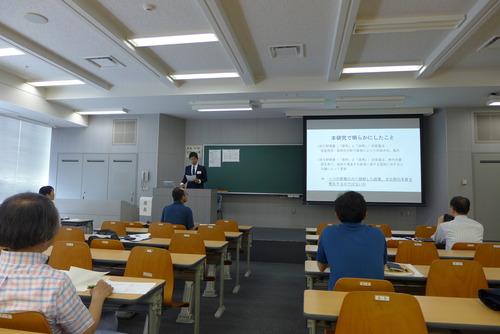 文化経済学会〈日本〉年次研究大会(名城大学)が開催されました。
