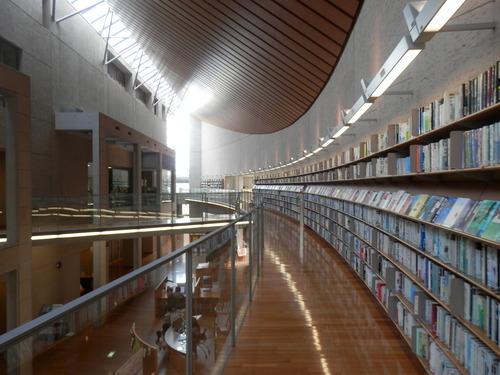 愛知県田原市中央図書館訪問記~2015.2.15