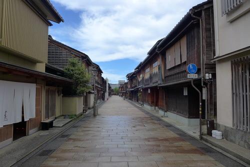 金沢市を踏査!創造都市を構成するクリエイティブクラスターを求めて!【東茶屋町】