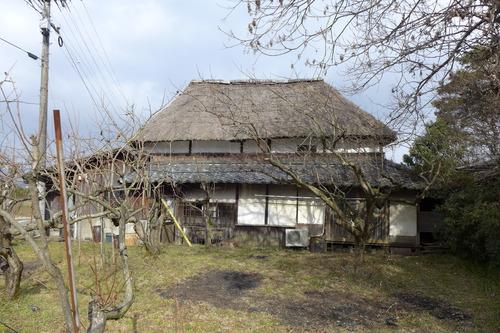久留米の櫨並木としてつとに知られた柳坂に遺る香月徳男氏旧宅を緊急踏査!