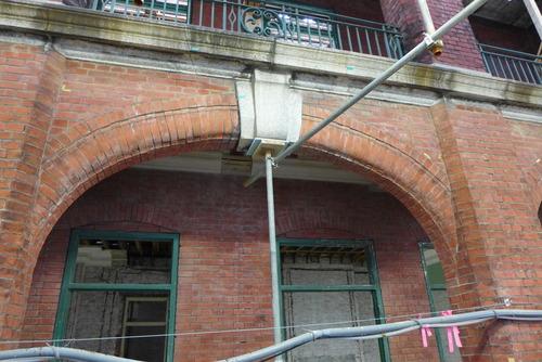 国指定重要文化財旧長崎英国領事館の文化財保存修理事業工事の現場視察および意見交換を実施!