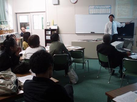 11月7日(金)玄界島学外演習
