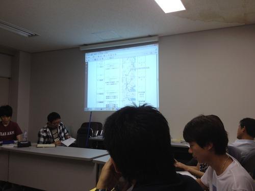 2012.8.2環境・遺産デザインプロジェクト演習III